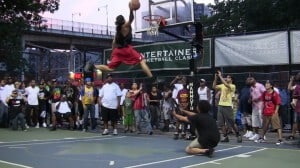 Rucker Park Vertical Jump