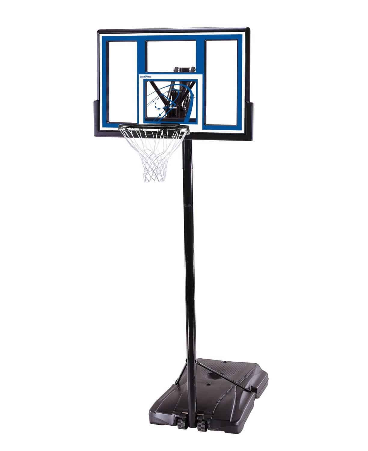 how to build a basketball net system