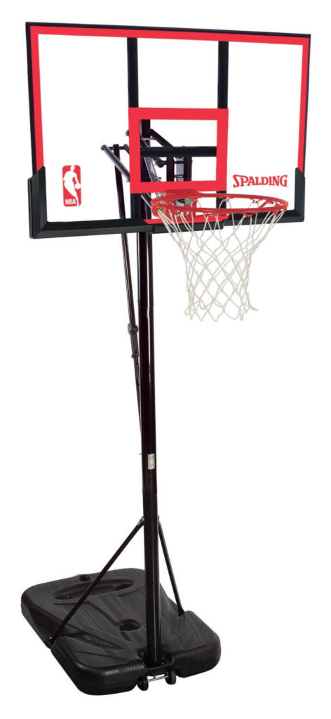 Spalding 48 Inch Basketball System Review