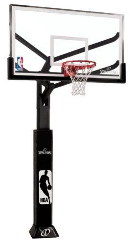 Spalding Arena View Basketball Hoop