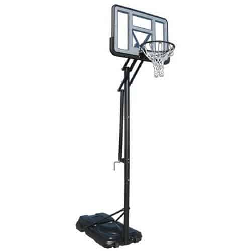 First Team Invader Basketball Hoop Review