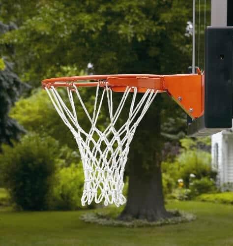 Spalding 54 Acrylic Inground Basketball System Instructions