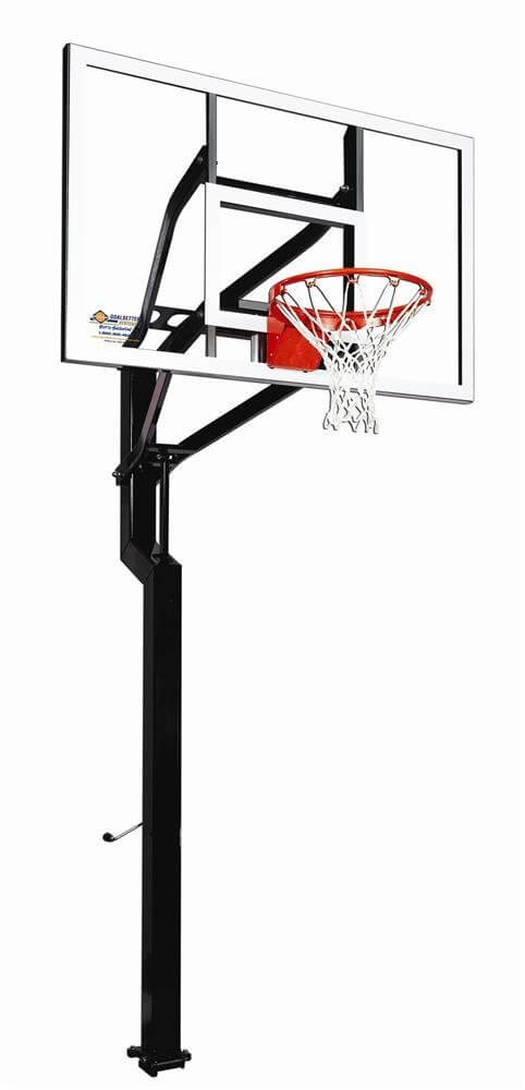 Goalsetter All American In Ground Basketball Hoop Review