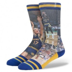 Stance NBA Legends Socks Run TMC