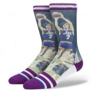 Stance NBA Legends Socks Pete Maravich