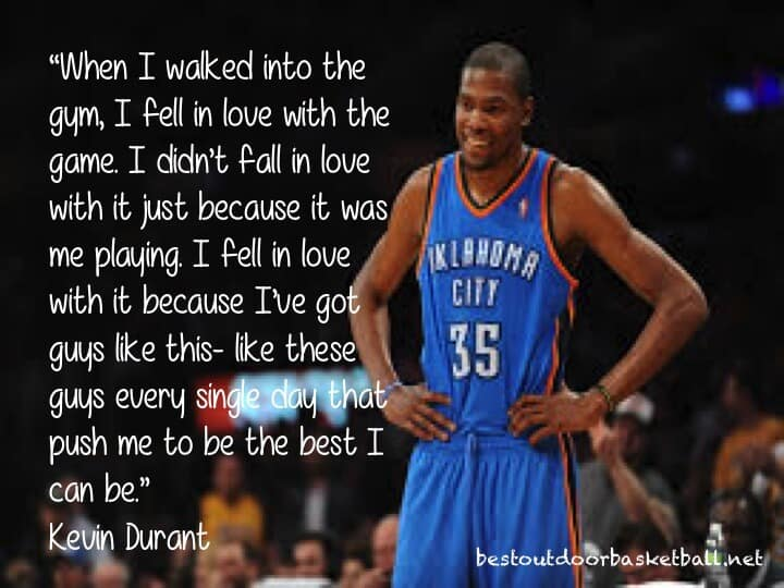 Great Basketball Quotes Prepossessing The 50 Best Basketball Quotes  Bestoutdoorbasketball