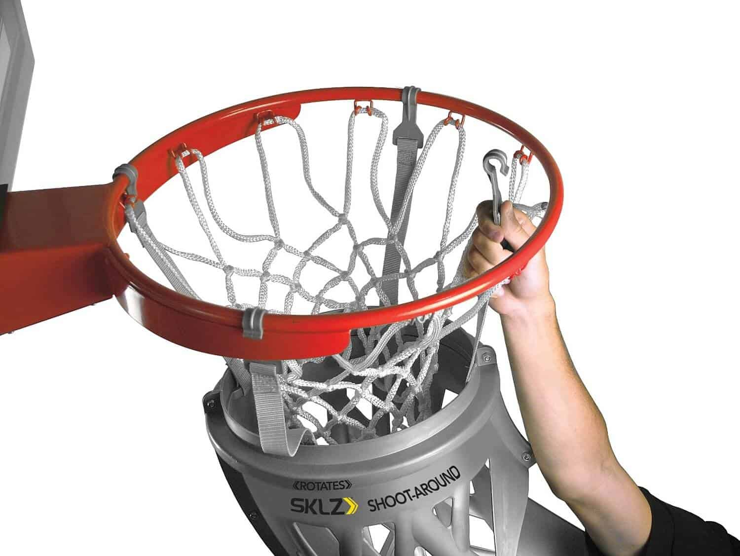 basketball return machine