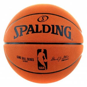 spalding replica game ball slider