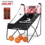Shaq Cyber Hoop Shot Basketball Arcade Review