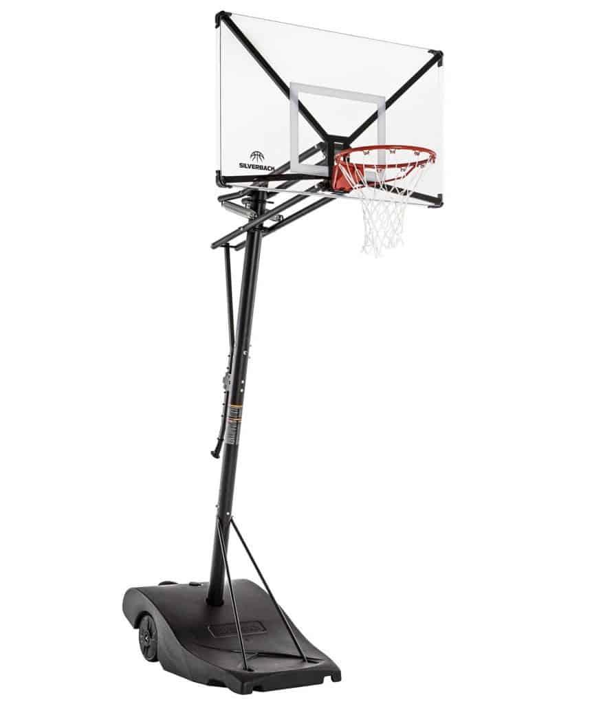 Citaten Hoop Hoopz : Silverback nxt portable basketball hoop