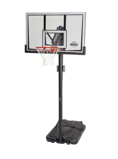 Best Portable Basketball Hoops - Lifetime 52 Inch