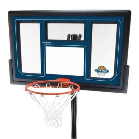 Lifetime 1529 Portable Basketball Hoop
