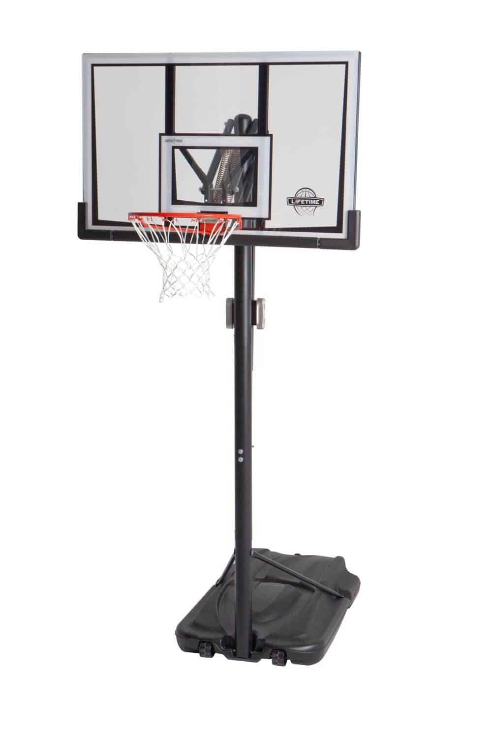Best portable basketball hoops of 2018 bestoutdoorbasketball for How to build a basketball goal