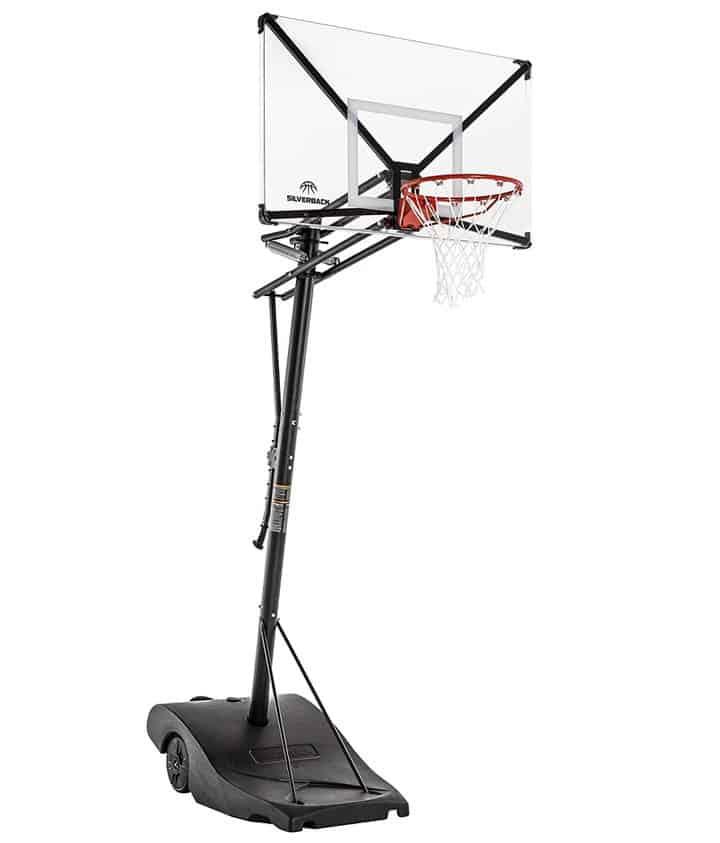 Silverback NXT Portable Basketball System