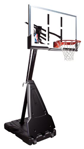Spalding 60 Inch Portable Basketball Hoop