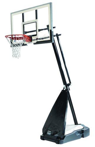 Spalding Hybrid Portable Basketball System