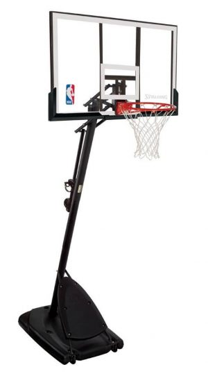 Spalding Pro Slam Basketball Hoop