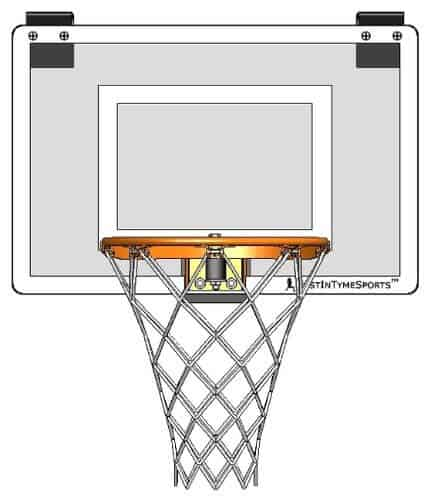 Our final listing can definitely can hold its own in the mini basketball hoop game. The Mini Pro Door Mount by JustInTymeSports features a 9u2033 Real ...  sc 1 st  outdoor basketball & Basketball Hoops for Kids - BestOutdoorBasketball