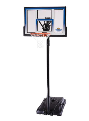 Lifetime 51550 Courtside Portable Basketball Hoop Review