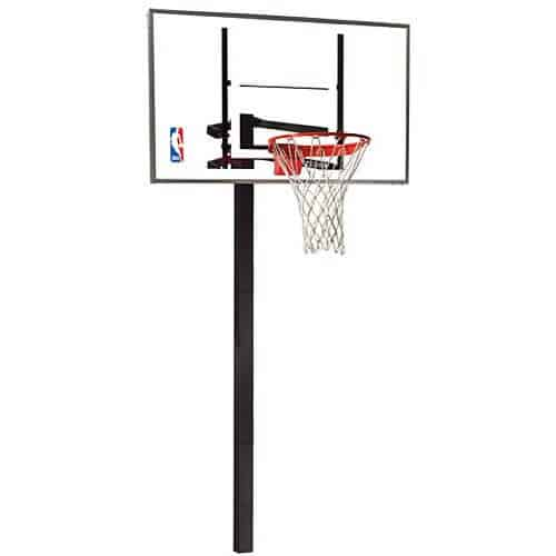 Spalding 88454g In Ground Basketball System Review