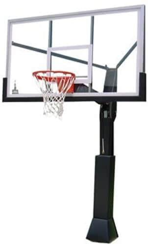 Barbarian Destroyer In-Ground Basketball Hoop