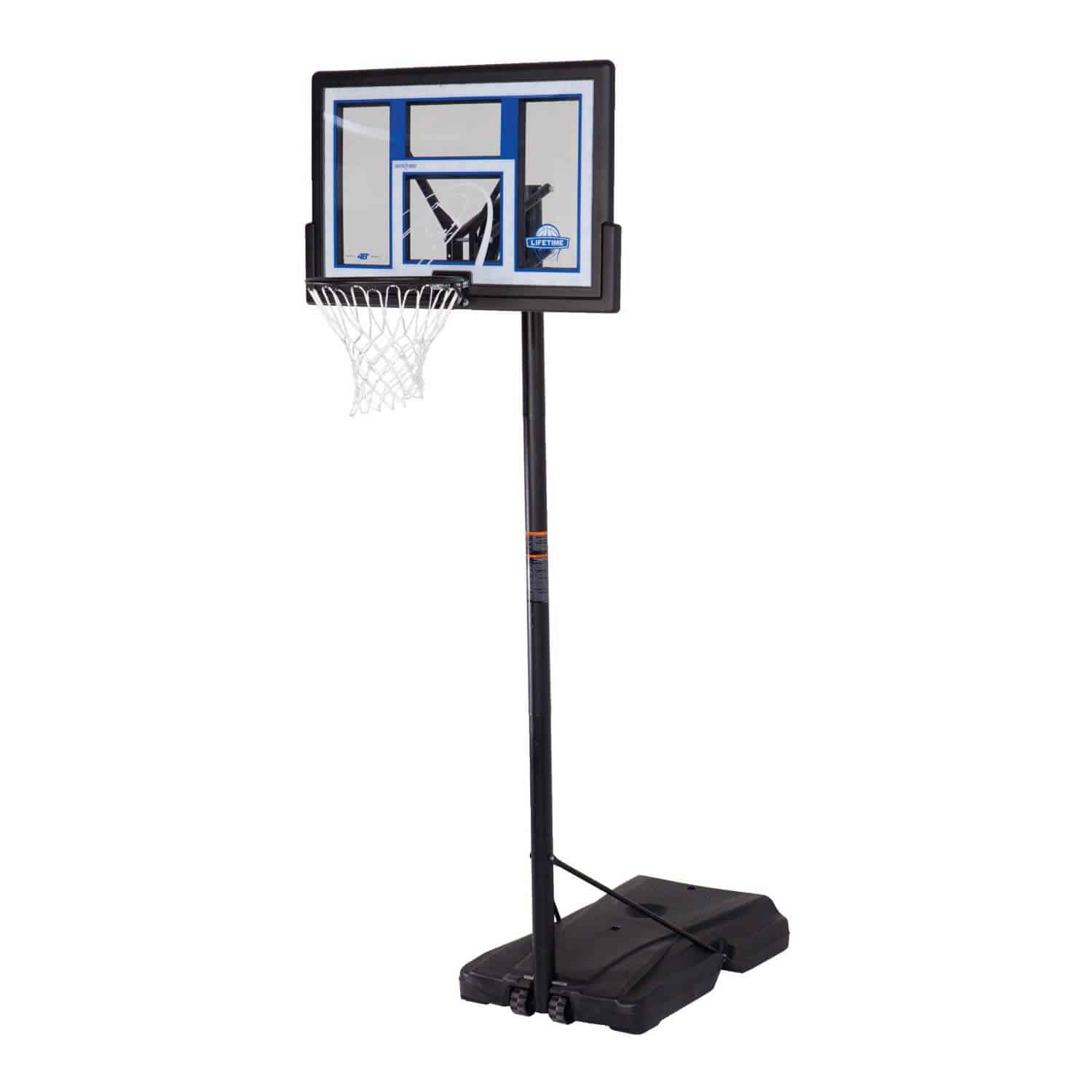 lifetime basketball goal lifetime basketball hoops bestoutdoorbasketball 29282