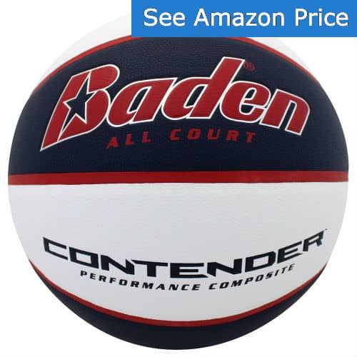 Best Outdoor Basketball - Baden Contender