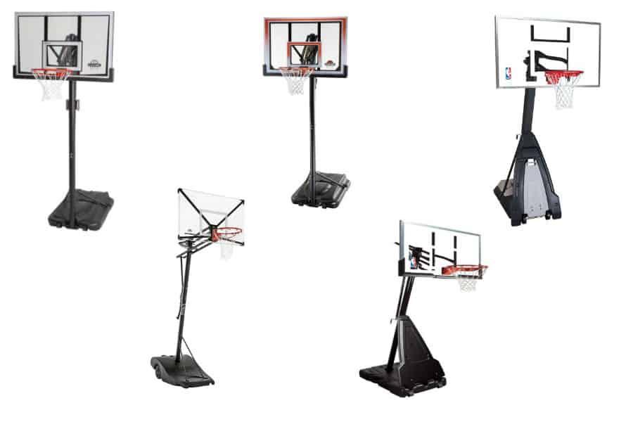 best portable basketball hoops of 2018 bestoutdoorbasketball