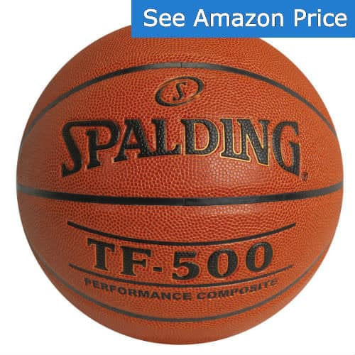 Best Outdoor Basketball - Spalding TF 500