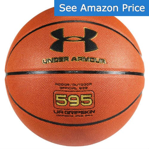 Best Outdoor Basketball - Under Armour 595
