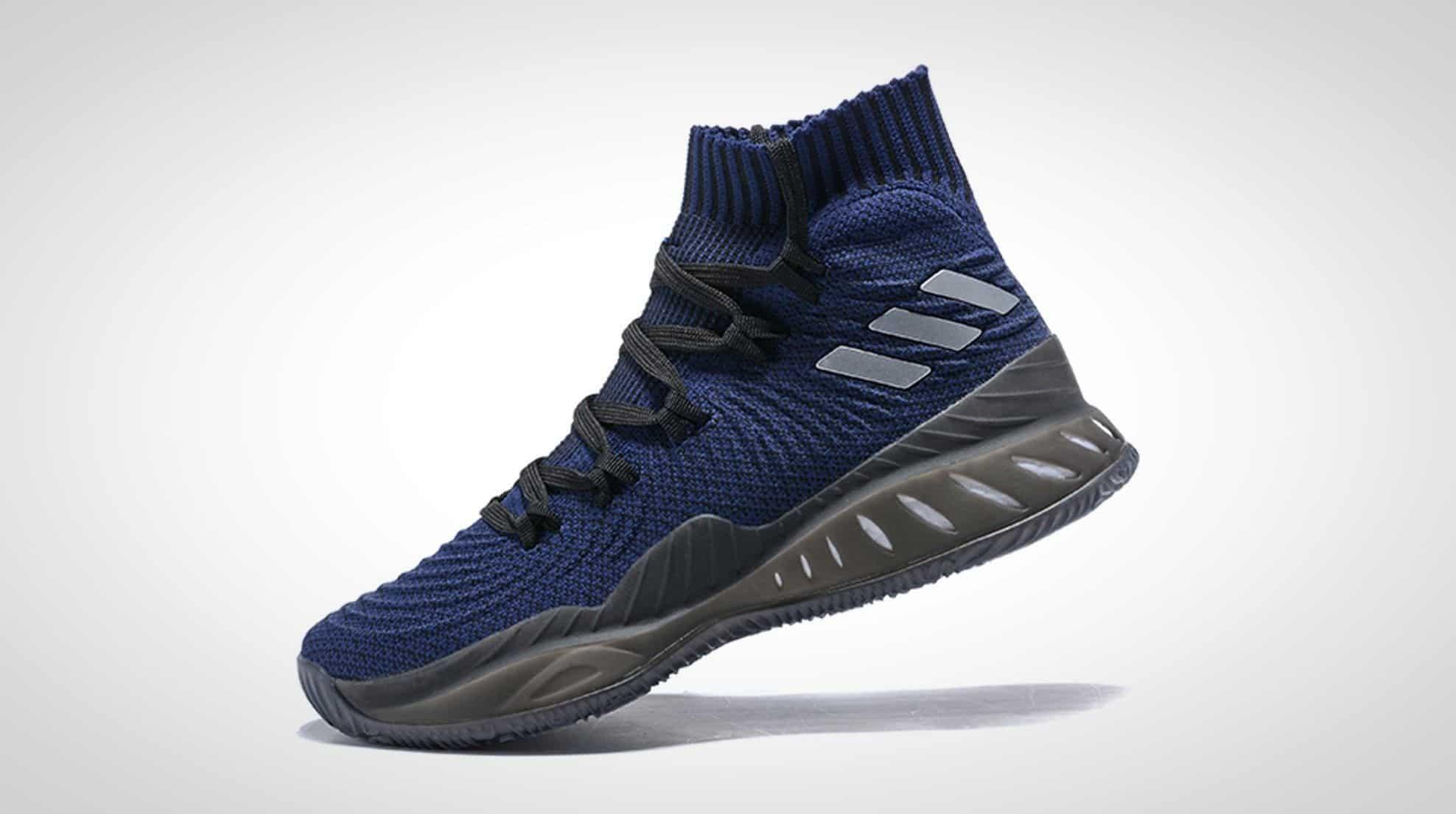 purchase cheap b4190 ad9c6 Adidas Men s Crazy Explosive 2017 Primeknit Shoe Review ...